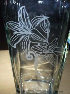 Vase             Verkauft am: 14.12.2014