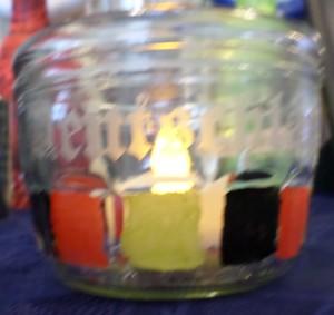 Einmachglas Steht noch zum Verkauf