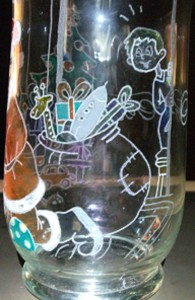 Vase Steht noch zum Verkauf