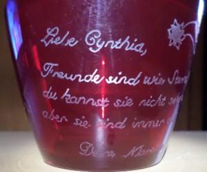 Vase Verkauft am: 23.12.2013