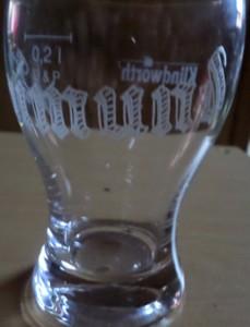 Trinkglas Verschenkt an Raimund zum Geburtstag