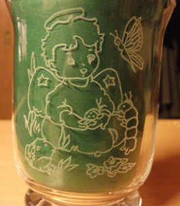 Vase letztes Geschenk für meine Oma Hamburg