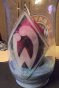 Vase Weihnachtsgeschenk für meinen besten Freund Stephan